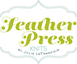 Feather Press Knits